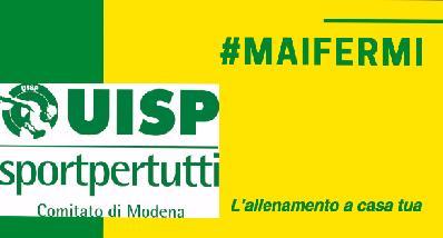 #MAIFERMI: in onda da oggi su Trc lo sport individuale targato UISP!